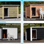 Doghouse available in various designs