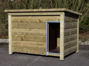 Doghouse Select 3 (144x104x99 cm)