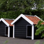 Luxury dog house in different sizes