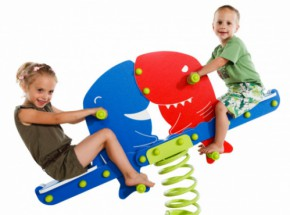 Great spring rider for children