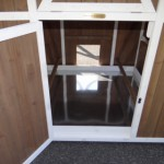 Chicken coop Pip with sleeping compartment