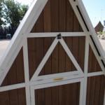 Storage in chicken coop Pip