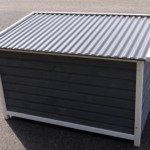Doghouse Dogsy Large insulated with plastic roof