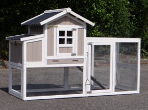 Chicken coop Joas with run and laying nest