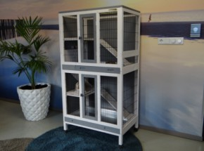 Indoor cage Beau for rabbits