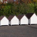 Doghouse Private | Backside, small to large