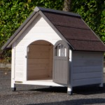 Doghouse Private 3, an open door for your dog