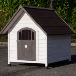 Doghouse Private 4 with lockable door