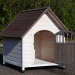 Doghouse Private 4 for outside