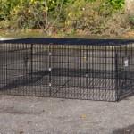 Rabbit run | Rabbit cage Maik