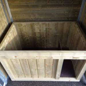 Dog house Block