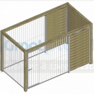 Dog kennel FIX