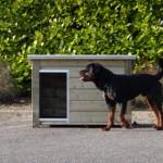 Doghouse 130 cm