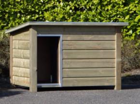 Dog house Wolf