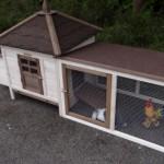 Nice chicken coop