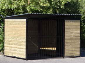 Dog kennel FORZ 3x2 m