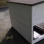 Rabbit hutch Adrian anti-chewy