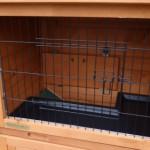 Small rabbit hutch Basic