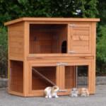 Low-priced rabbit hutch Basic