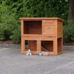 Low priced rabbit hutch Basic
