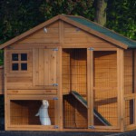 Chicken coop Holiday Medium with laying nest