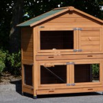 Rabbit house Excellent Medium with 2 drawers