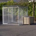 Dog kennels FLINQ with a lot of possibilities