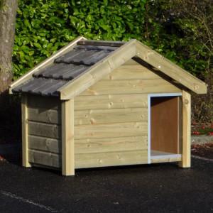Beautiful doghouse Reno 160x106x123cm