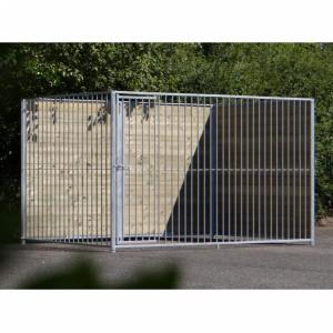 Dog kennel FERM 2x3m