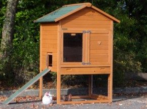 Chicken house Prestige Medium 104x90x150cm