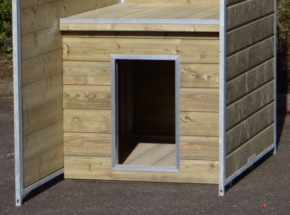 Dog house Simply for your Dog Kennel Fix