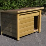 Doghouse for medium size dogbreeds. Select 2.