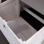 Chicken coop, chicken run, nest box